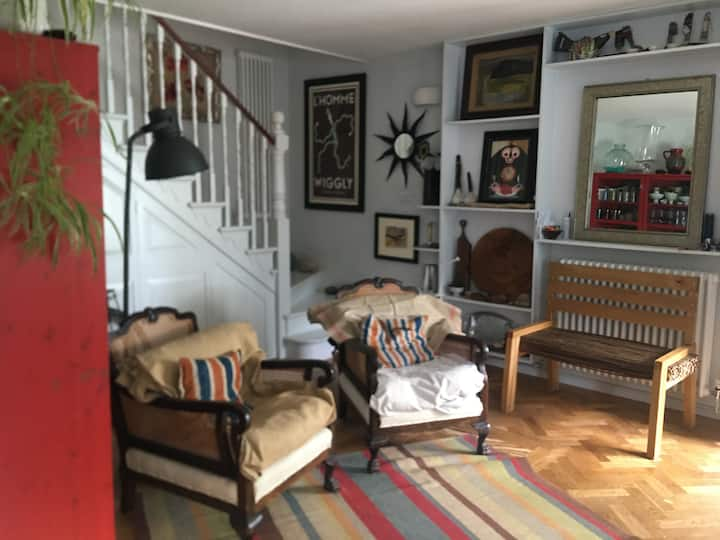 Family-Friendly house, 3 bedrooms Clapham Zone 2