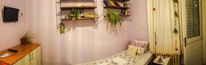 Trakia Bed&Breakfast - Single room with balkony