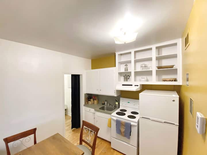 Private appartment in old Sillery, Quebec