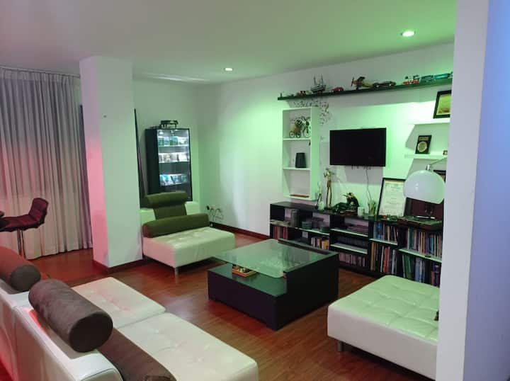 Nice fully furnished apartment