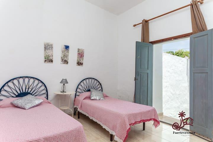 Dormitorio Doble Casa del Cuartel II