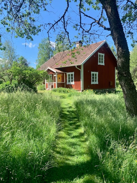 Wilderness retreat/Lonely located in Småland