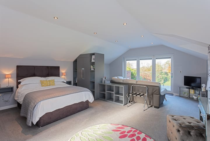Woodnook Bed and Breakfast Longton