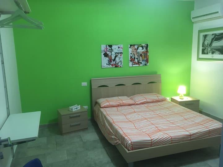 B&B dormirereggiocalabria_verde