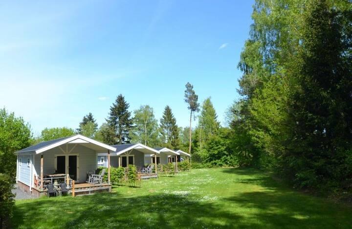 Outdoor Cottage midden in de bossen!