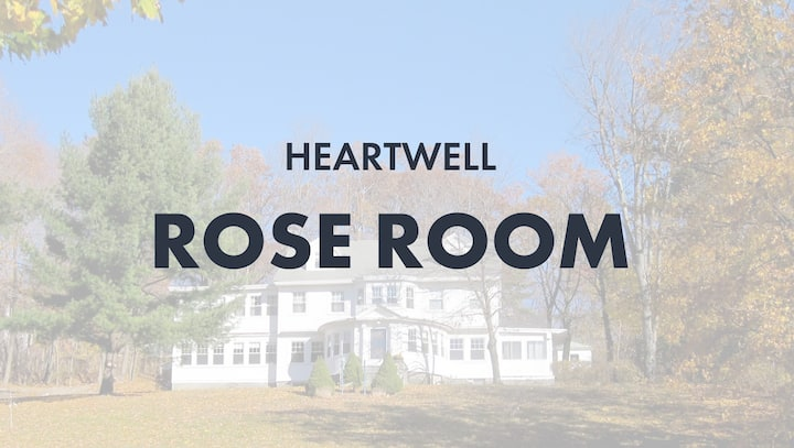 HeartWell House Rose Room