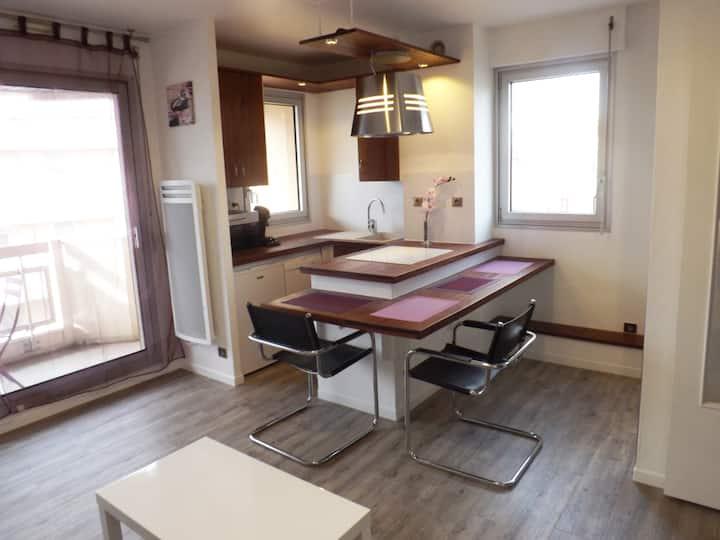 Studio meublé tout confort hyper-centre de Vichy