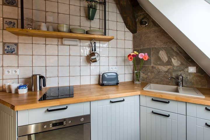 """Apartament """"25"""" - dwie sypialnie + kuchnia"""
