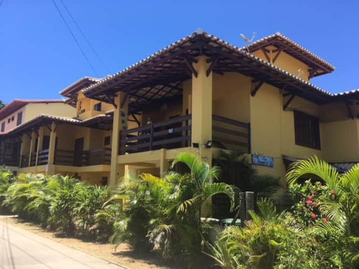 Apartamento p até 6 pessoas em Praia do Forte-Ba