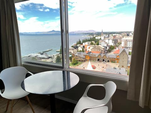 Center Suites  Bariloche - Lake View -  (Leg.1063)