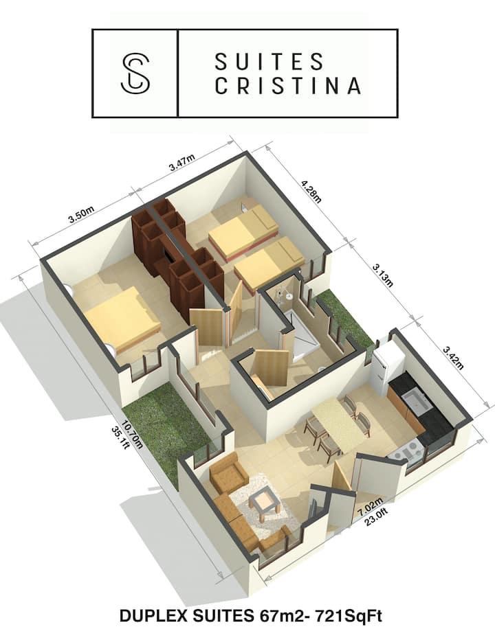 Apartamento Duplex equipado #2