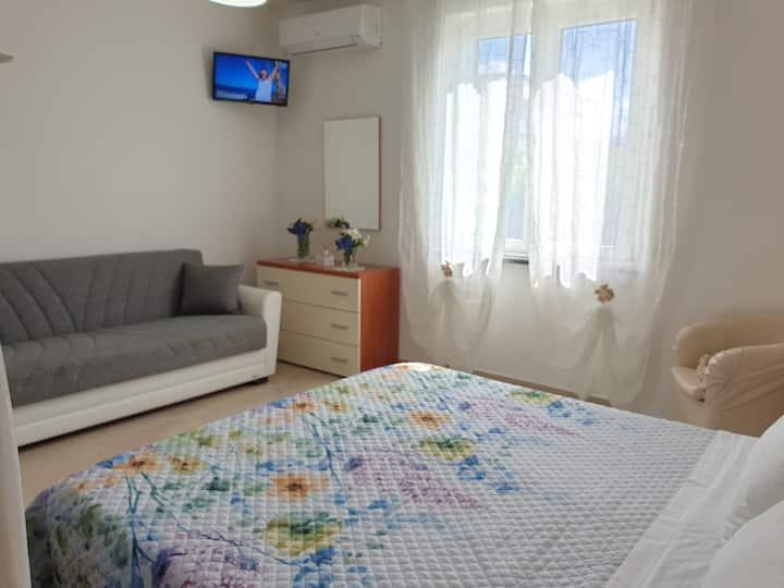 Appartamento con vista Vesuvio in B&B
