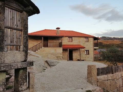 Casa do Bobal, Parque Natural Alvão