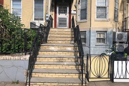 Giriş için merdiven veya basamak bulunmuyor
