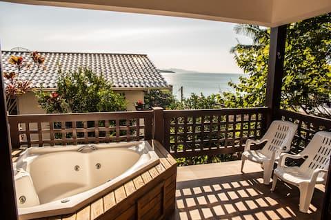 3. Apartamento - Sacada Vista Mar Bombinhas