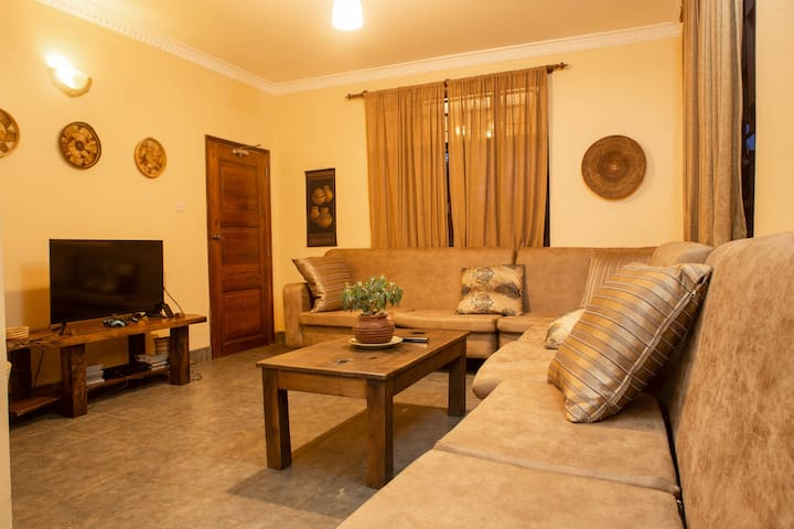 Private Couple rooms at the best hostel in Arusha