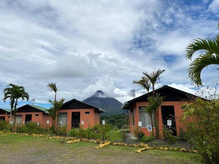 Bungalow Privada Vista al Volcan