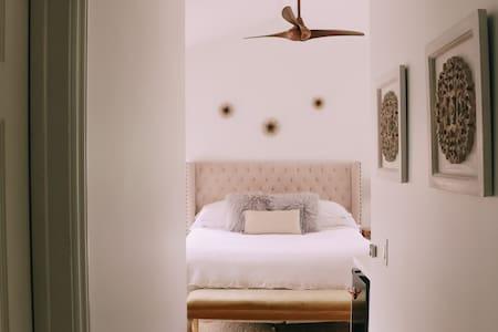 "The ""Nest"" private entrance  studio apartment."