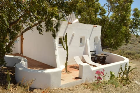 Eco-Cabin 4km from the sea in the Natural Park