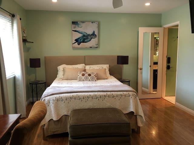Santa Barbara/Goleta Suite with Private Entrance