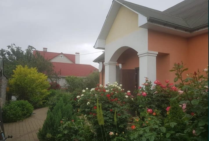 1 floor in Private house close to Kyiv n Boryspil