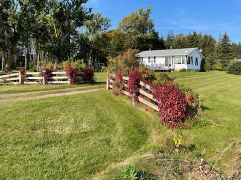Cozy Waterview Cottage in Stanhope