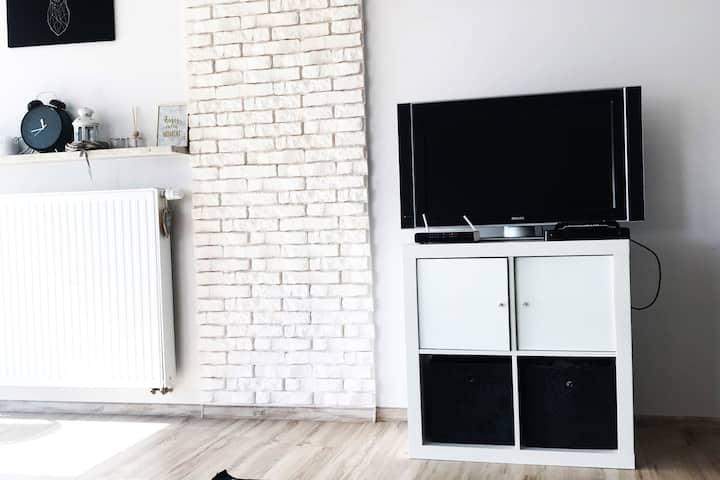 Apartament Wilanów Aleja Rzeczypospolitej Wifi