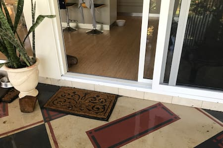 Large sliding doors open twice what is pictured