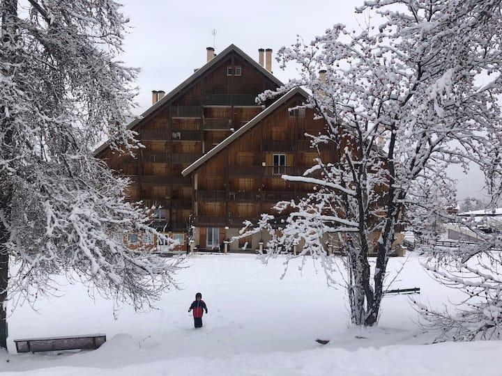 Studio Station de ski du Sauze
