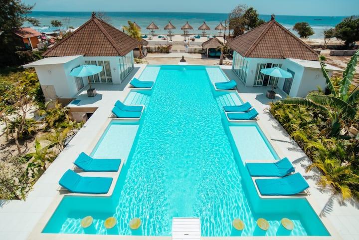 NEW VILLA : Villa-Gili-Bali-Beach