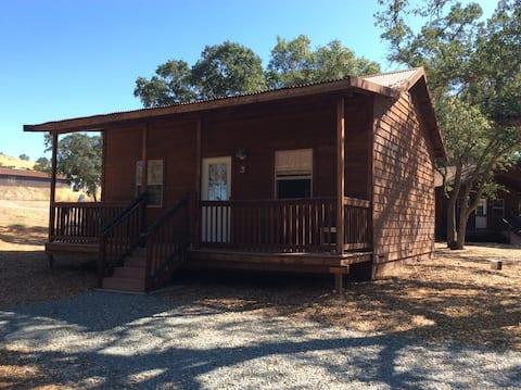 Cabin #3 @ Dodasa Ranch