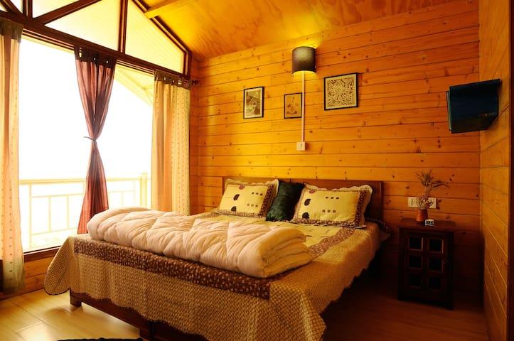 Bedroom 3, upstairs.