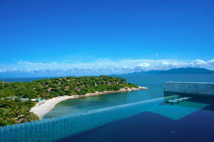 75% Off - RED SKY beach view villa