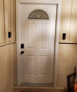 36 inch wide front door