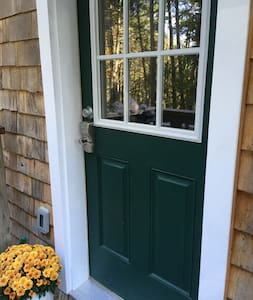 """36"""" door with keypad entry"""