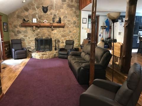 Black Bear Lodge, Parker Pa