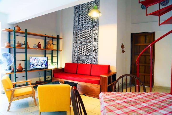 La Buena Vida apartamento 5
