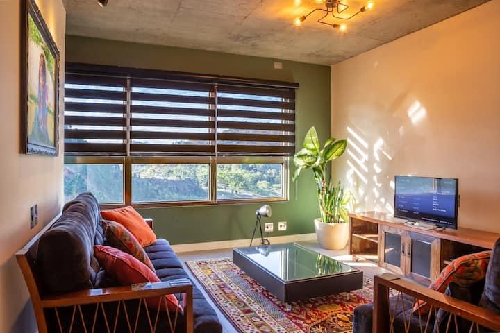 Apartamento com comodidades surpreendentes!