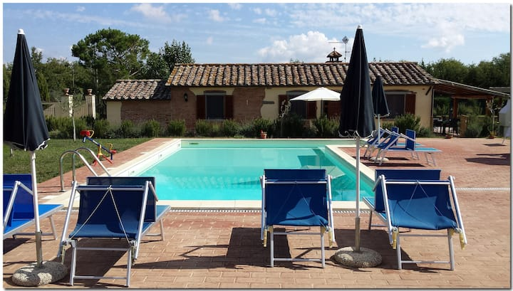 Villino Cortona-Exclusively for You, relaxing home