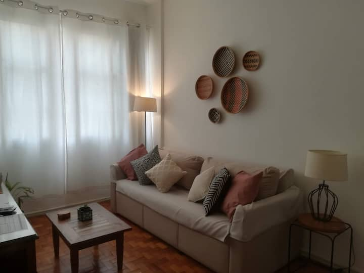 Copacabana apartment Posto 5
