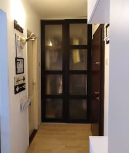 Široki ulaz za goste