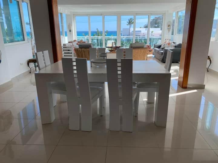 NEW Beautiful Ocean View 201-C / 2nd Floor
