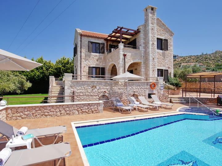 Villa Zara, Almyrida, Crete