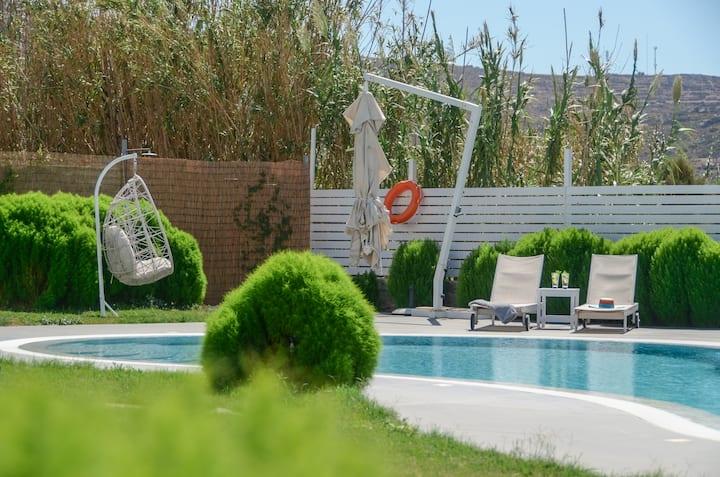 Depis Edem Blue Villa  with Sea View/ Plaka Naxos