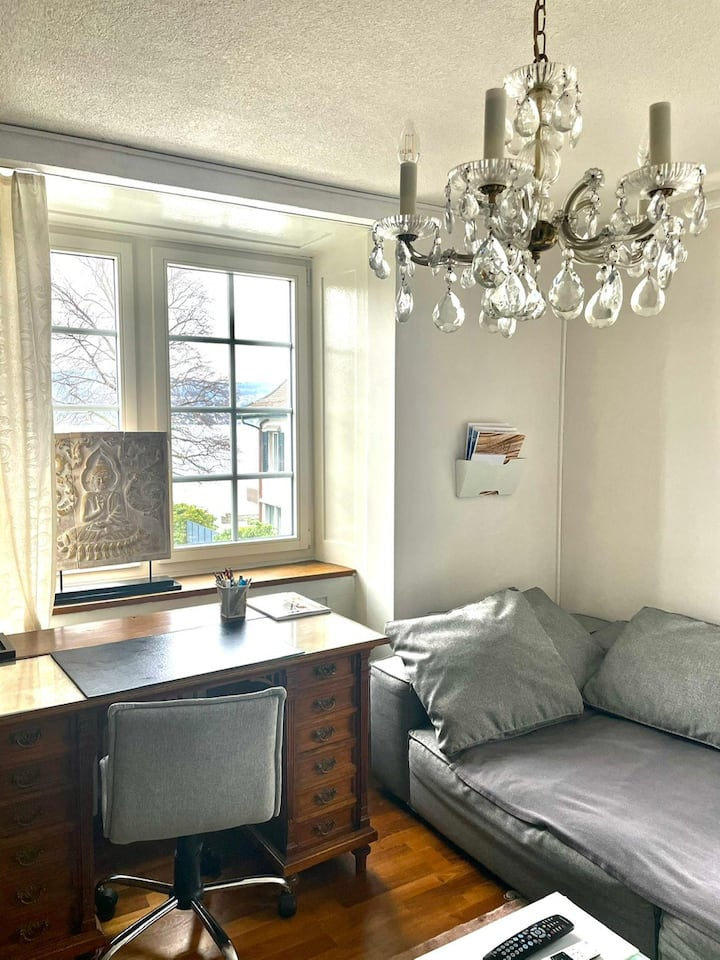 2 Rooms with great sea view