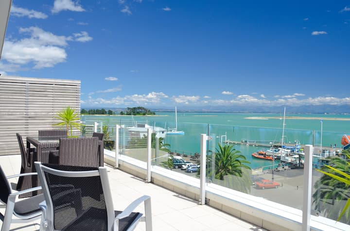 Sea Quest Apartment - Nelson Waterfront