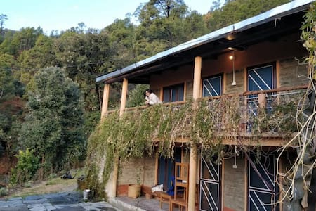 Idyllic Haven Home-stay, Gaunap Village, Binsar