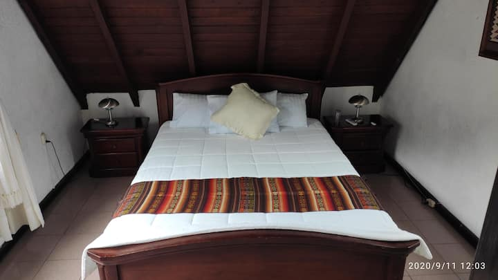 Perfect Couples Room - Wifi&Pool Access included