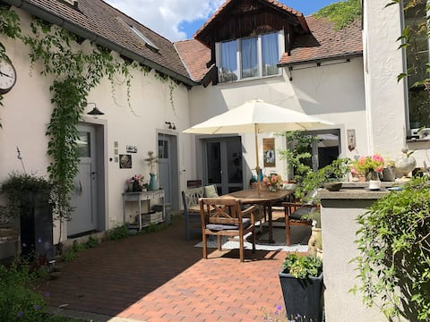 Kuća za goste Kunstwerkstatt Kohlberg