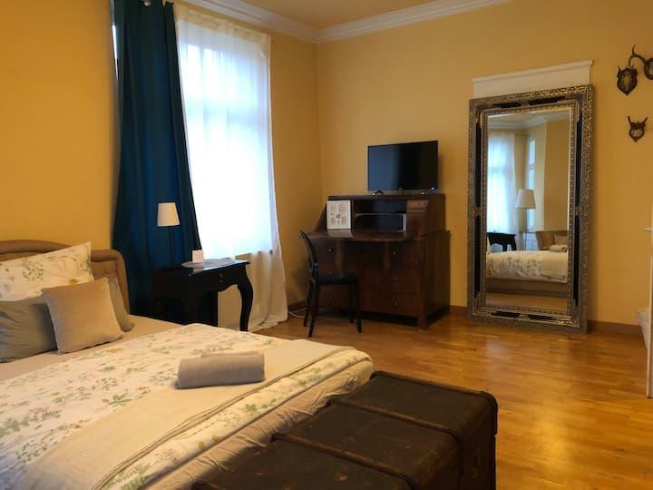 Villa Luise, Offenburg, Zimmer SECHS